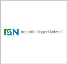 Inspection Support Network (ISN) logo