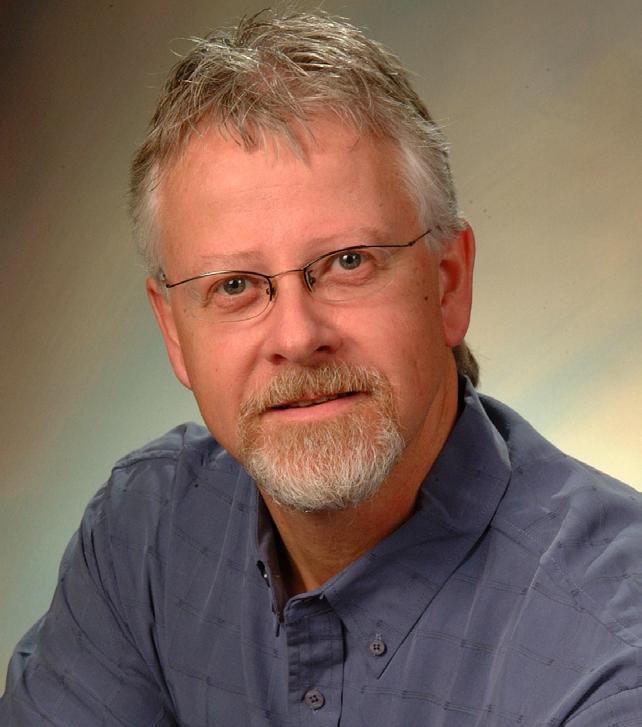 Headshot of Paul Studholme