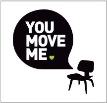 You Move Me logo