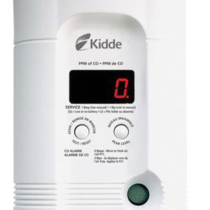 Detect carbon monoxide detector