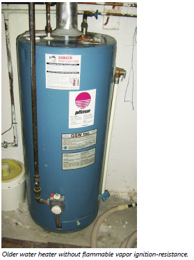 FVIR (Flammable Vapor Ignition-Resistant) Water Heaters