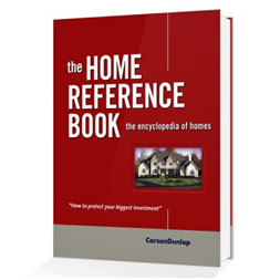 Home Reference Book - value add to growing your inspection business