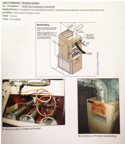 Illustrations in inspection reports